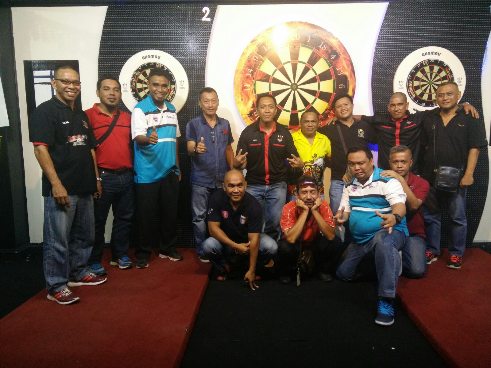 IDC Tour Dart Tournament 2016 Tawau