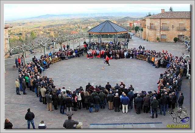 Danza del Escarrete en Poza de la Sal (9)