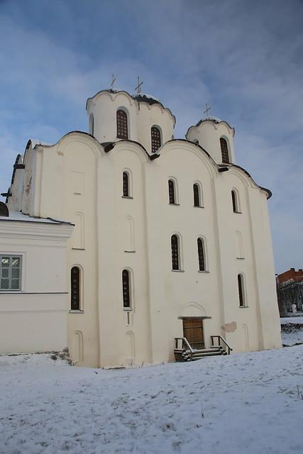 Yaroslav's Courtyard