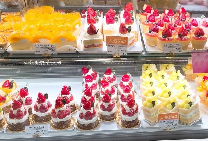 3 新宿高野 TAKANO 東京池袋西武百貨 水果蛋糕 草莓蛋糕