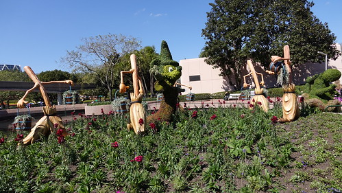 Epcot Flower and Garden Festival 2016 (137)