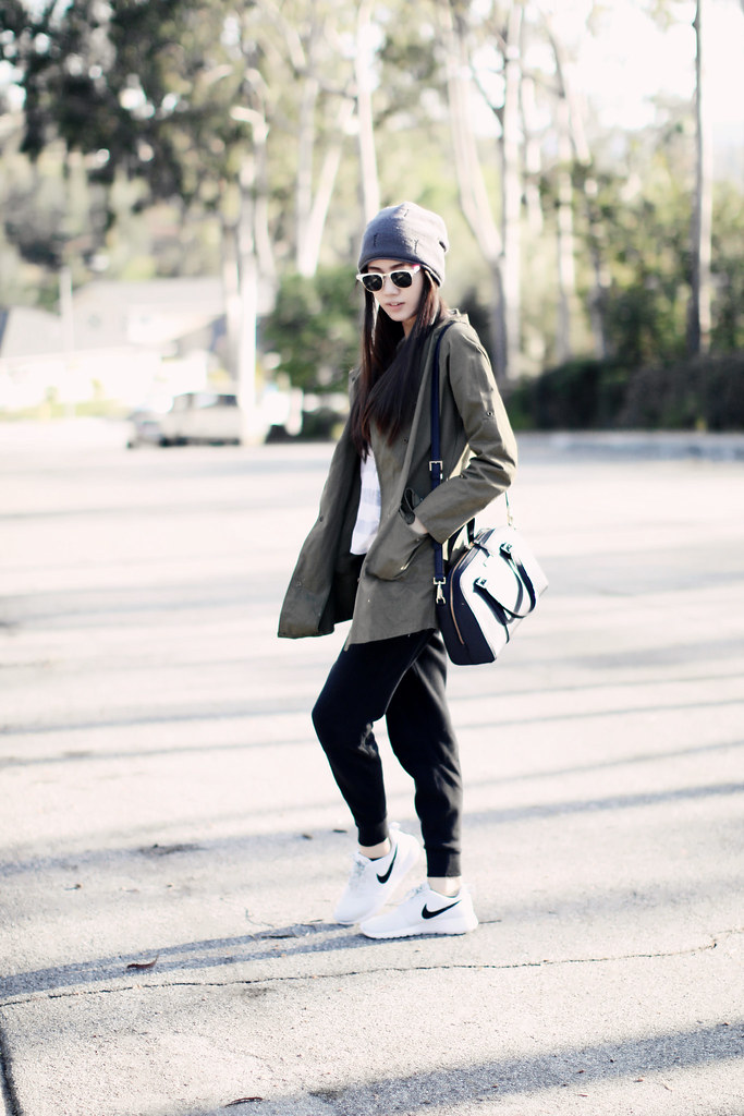 9391-athleisure-sporty-olive-green-parka