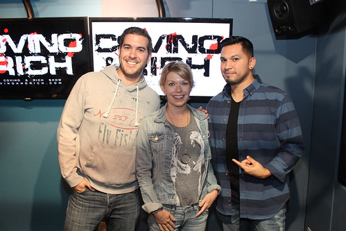 The Grinder's Mary Elizabeth Ellis on the Covino & Rich Show