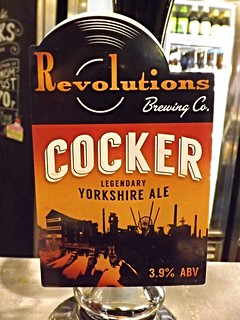 Revolutions, Cocker, England