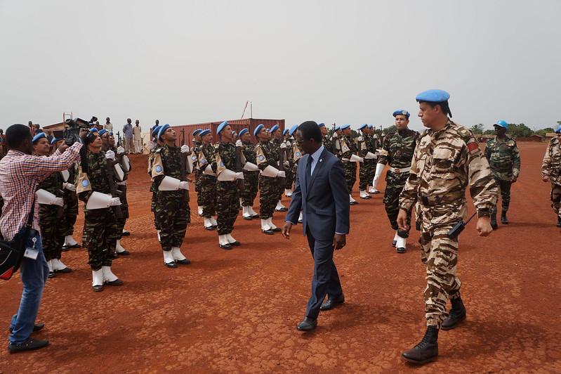Maintien de la paix dans le monde - Les FAR en République Centrafricaine - RCA (MINUSCA) - Page 3 25252815044_eb5bbbe518_c