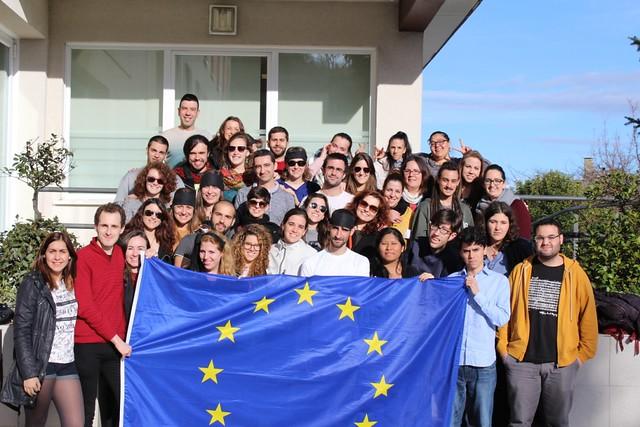 Encuentro Erasmus + en Hondarribia (Febrero de 2016)