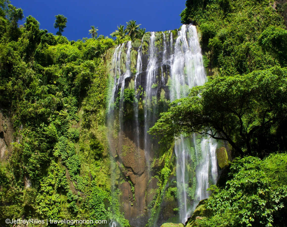 Hulugan Falls in Luisiana, Laguna