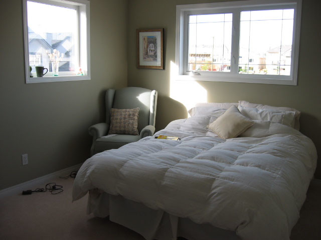 new room