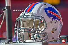 Buffalo Bills Football Helmet