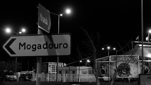 Em direção de Mogadouro