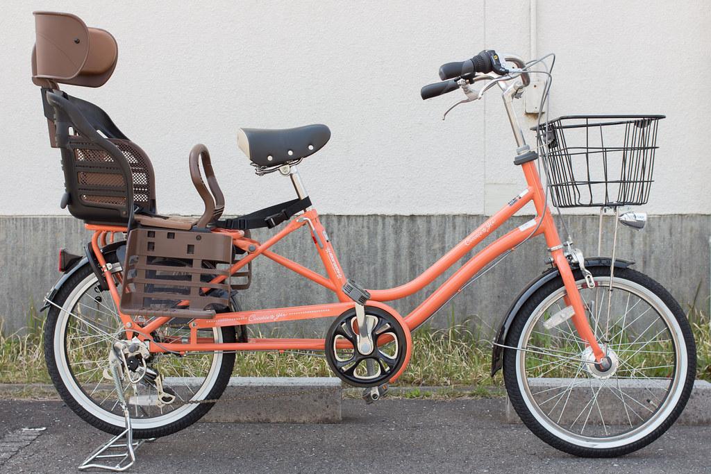 子乗せ自転車 ココッティーユー