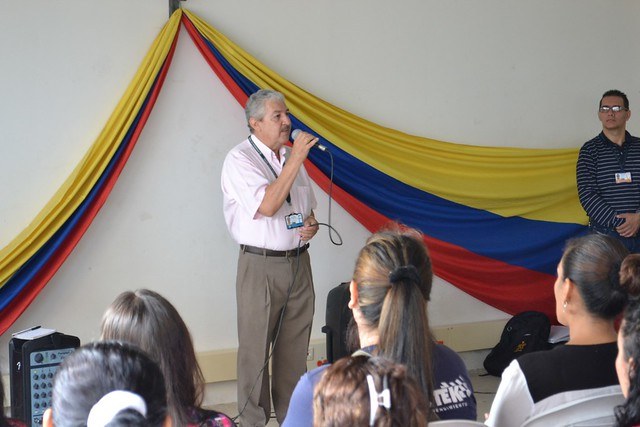 Inducción Segunda Oferta Educativa - 11 de Abril de 2016