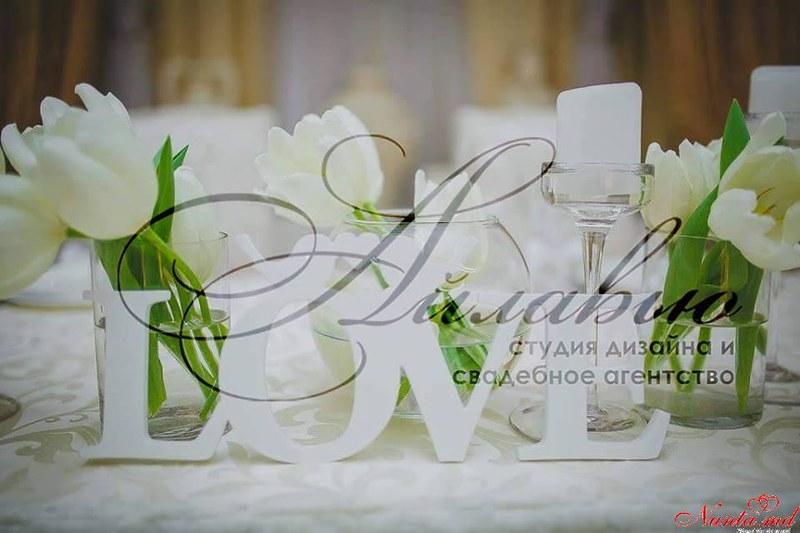 """Свадебное агентство """"Айлавью"""" > Тюльпаны на свадьбе — однозначно весеннее настроение!"""