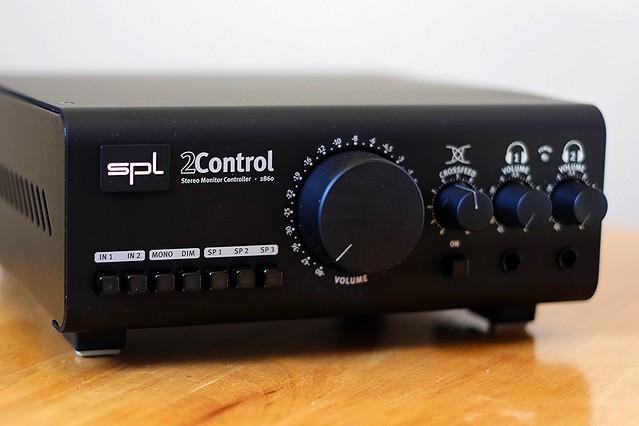 SPL『Model 2861 2Control』