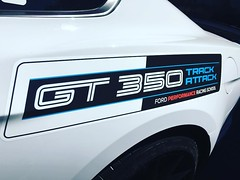 Soon. #gt350tracktour