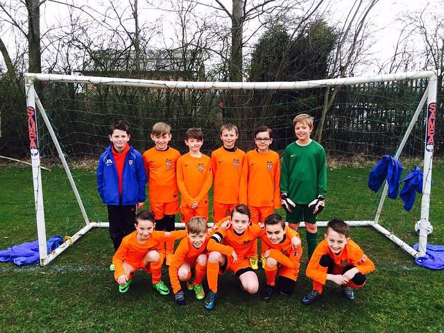 Barton Junior Football Club Under 10s