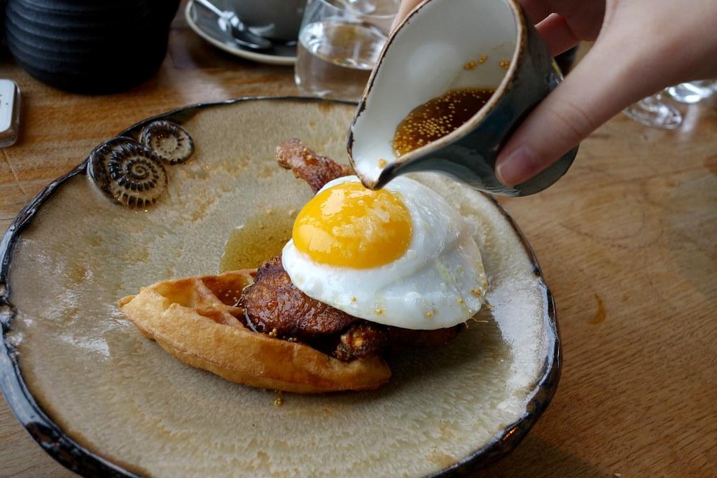 Gluten Free Duck & Waffle
