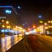 Portage Avenue Fog by bryanscott