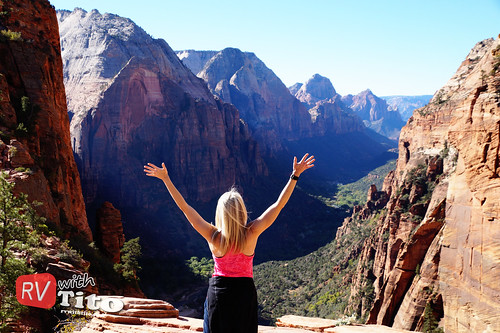 Tue, 10/13/2015 - 09:30 - Angel's Landing at Zion National Park. Watch video: youtu.be/mWZzAPB52Sc