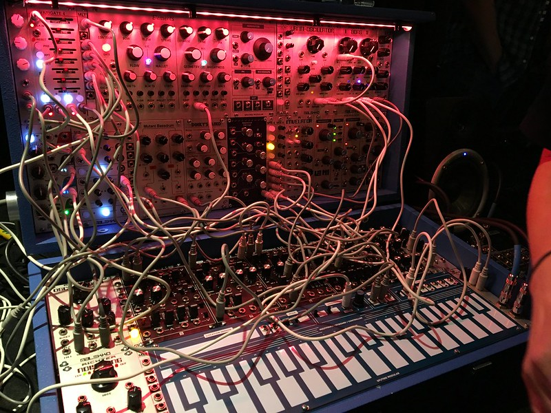 Patchwerks Seattle Synth Meet April 2016