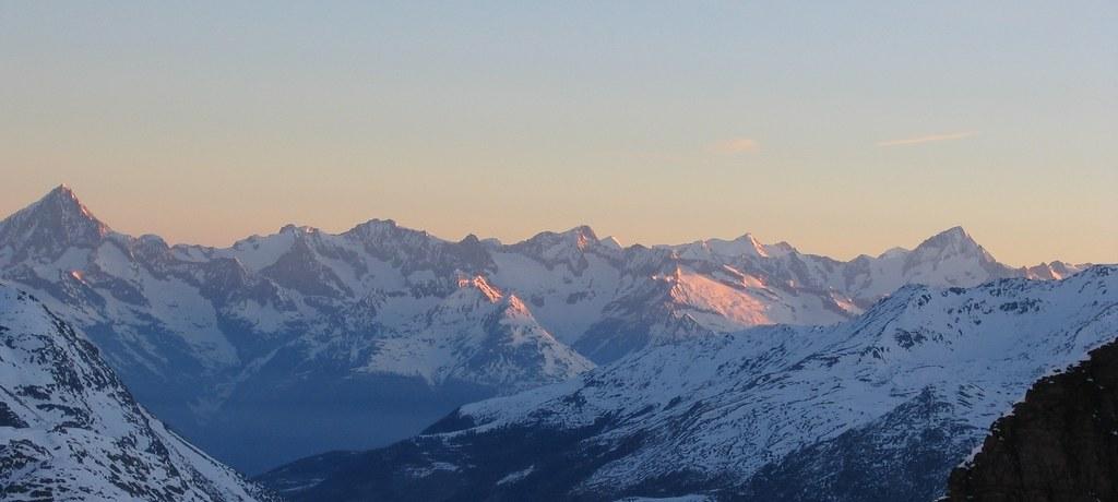 Alphubel Walliser Alpen / Alpes valaisannes Switzerland photo 05