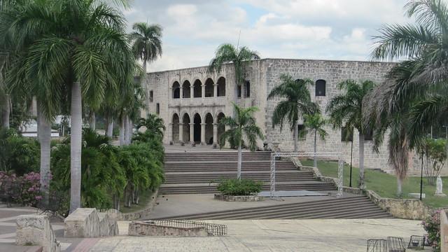 Santo Domingo_Alkazar de Colon