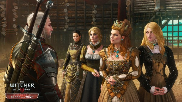 Launch trailer for The Witcher 3: Blood and Wine