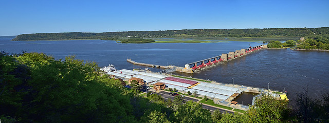 Lock and Dam #11 - Dubuque, Iowa