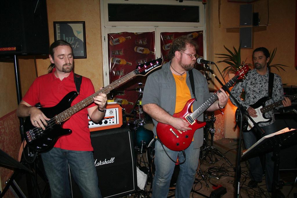 Auftritt 2009-11-20 Sonsbeck Bellinis