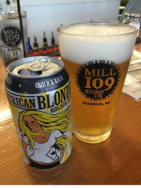 American Blonde Ale - Mill 109