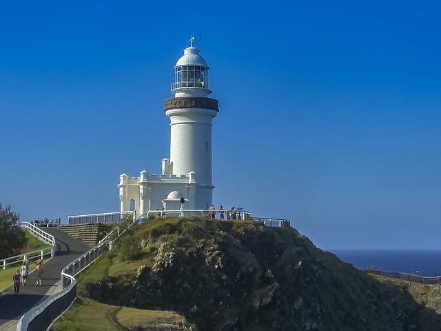 Lighthouse Leuchtturm Byron Bay