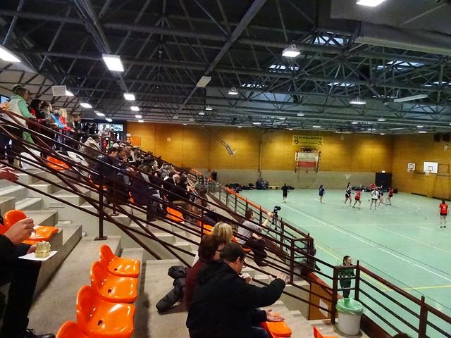 TSV Bergrheinfeld 7:10 TuS Eisbergen