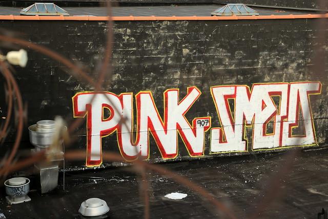 punk smells