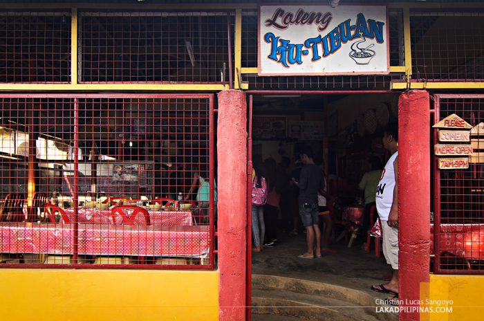 Loleng's Hu Tieu-an in Morong, Bataan