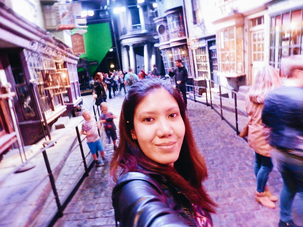 harry potter studio london travel blog