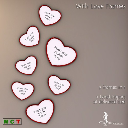 With Love Frames