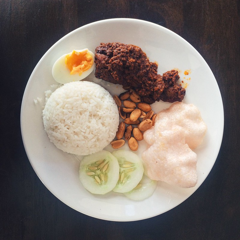 Sino Kitchen Nasi Lemak
