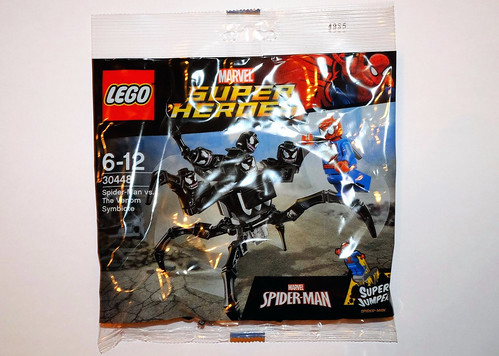 LEGO Marvel Super Heroes  Le robot de SpiderMan contre