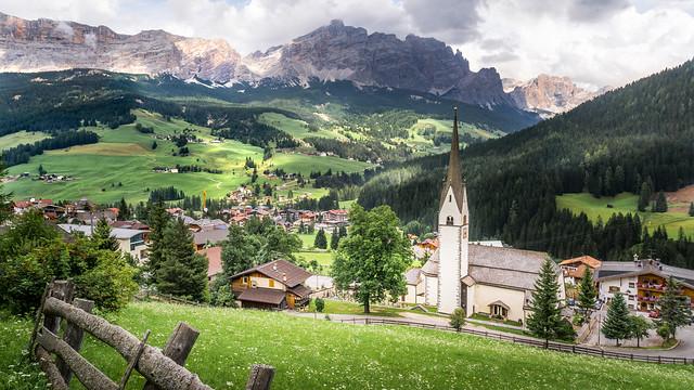 La Villa - Alta Badia, Italy - Landscape photography