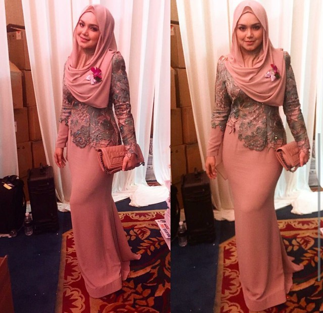 Siti Nurhaliza Terima Anugerah McMilan 2016