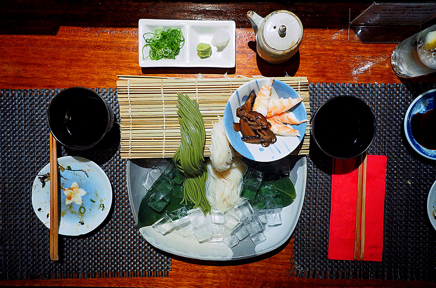 Soba & Somen, $20: Busshari, Potts Point. Sydney Food Blog Review