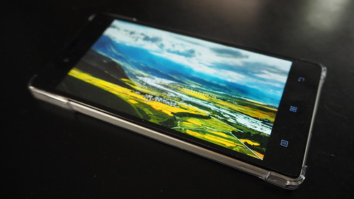 ดูคลิป 1080p บน Lenovo Vibe Shot