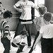The First Class Taught by Jacques 1964, 3 by NDI Photo Archive