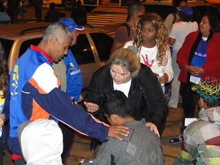 Ação Social de Doação de Cobertores aos Moradores de Ruas - Mãos que AMMA - Julho de 2015