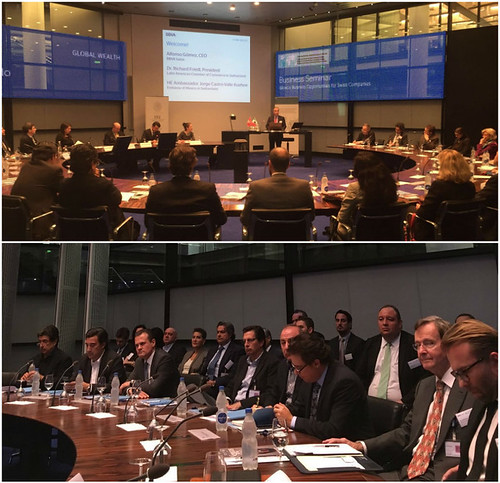 Concurrido seminario de promoción de negocios con México