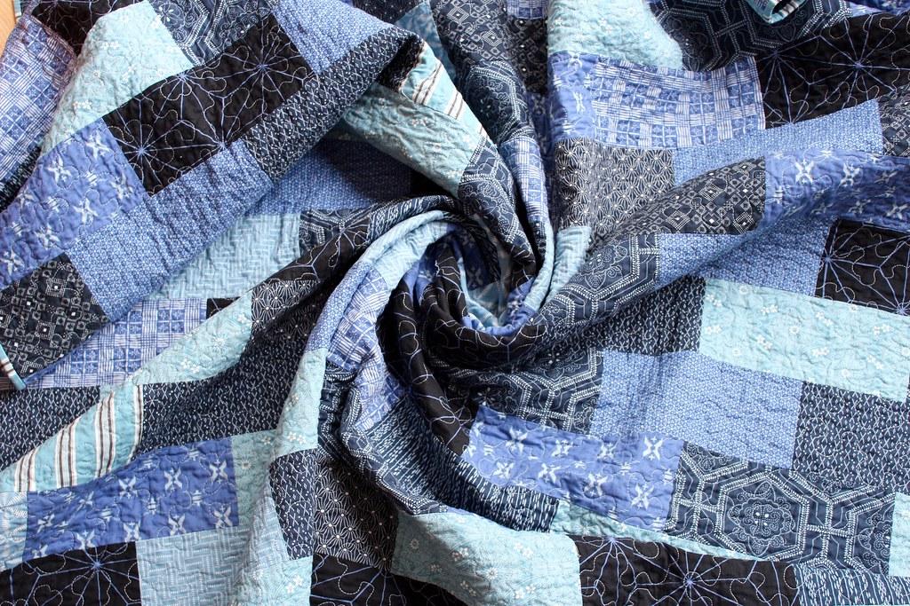 Parson Gray Katagami Quilt