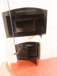 Castle kitchen oven
