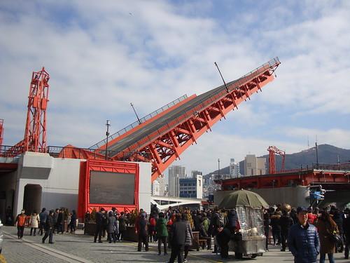 부산 영도대교  Yeongdo Bridge