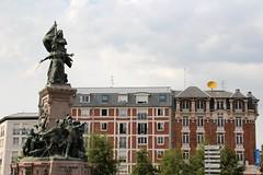 Saint-Quentin - Monument à la Défense Héroïque de Saint-Quentin