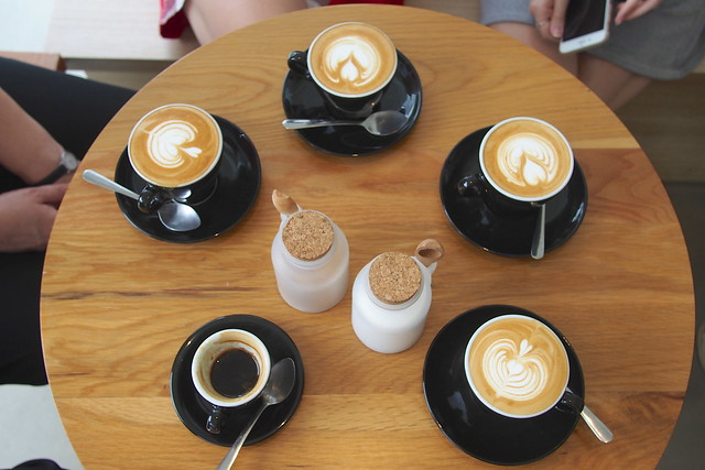 Compound Coffee, The Interlace, Depot Road, Singapore